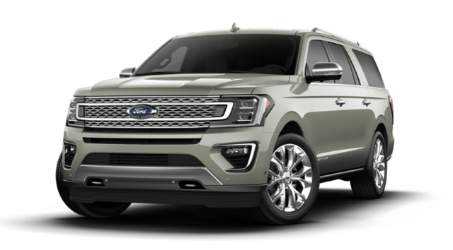 2019 Ford Expedition Max Platinum SUV